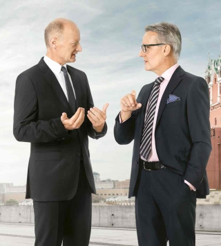 International durchstarten: Oberbank als Ihr Business-Partner!